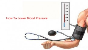 How To Lower Blood Pressure, Prevent High Blood Pressure