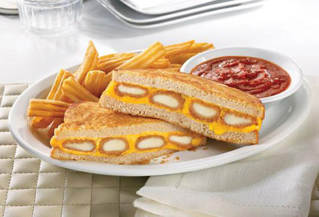 Fried Cheese Melt from Denny's