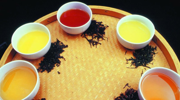How to Get Rid of Alcohol Breath  Fast green and black tea